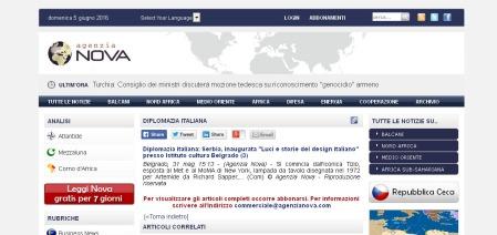3105 - agenzianova.com - Diplomazia italiana- Serbia, inaugurata Luci e storie del design italiano presso Istituto cultura Belgrado (3)