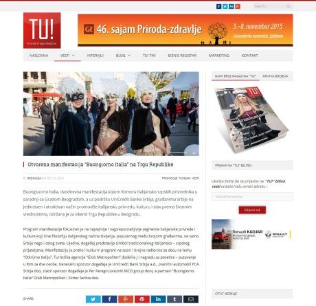 3110 - tumagazin.rs - Otvorena manifestacija Buongiorno Italia na Trgu Republike
