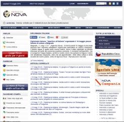 Agenzia Nova - aperitivo 16 maggio