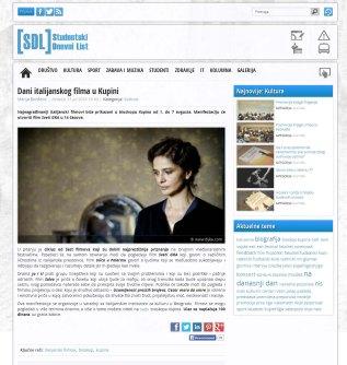 3107 - studnel.com - Dani italijanskog filma u Kupini
