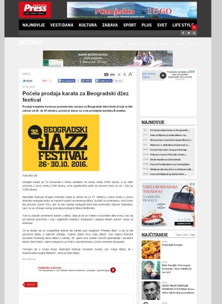 2804-pressonline-rs-pocela-prodaja-karata-za-beogradski-dzez-festival