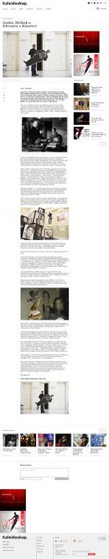 0202 - kaleidoskop-media.com - Godar, Hickok u februaru u Kinoteci