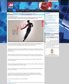 0903 - tvmost.info - Beogradski festival igre od 24. marta do 11. aprila