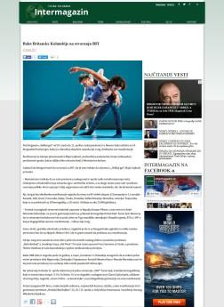 1003 - intermagazin.rs - Balet Britanske Kolumbije na otvaranju BFI