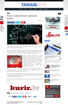 1003 - tanjuginfo.rs - Pomoc u planiranju karijere