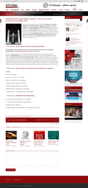 1402 - atastars.rs - Zvezde italijanske opere dolaze u Beograd - koncert i koncertno predavanje u ponedeljak 20.02