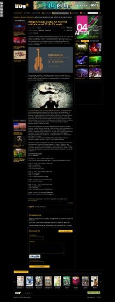 1402 - urbanbug.net - INTEGRACIJE- Guitar Art Festival odrzace se od 20. do 25. marta