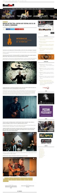 1403 - headliner.rs - Magija na sest zica- Guitar Art festival od 20. do 25. marta u Beogradu