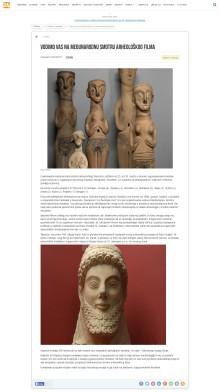 2003 - 24online.info - Vodimo vas na Medjunarodnu smotru arheoloskog filma