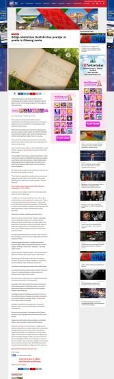 2003 - bktvnews.com - Srbija obelezava Svetski dan poezije uz poete iz citavog sveta