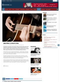 2003 - ekonomski.net - Danas pocinje 18. Gitar Art Festival