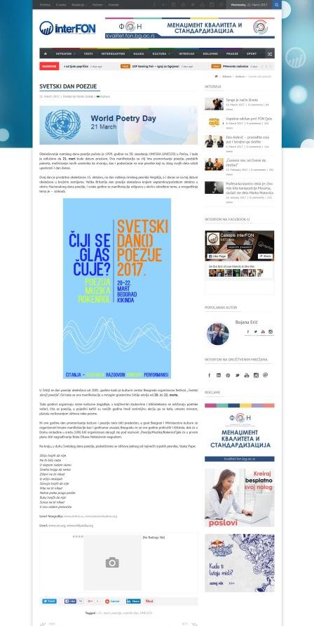 2103 - casopisinterfon.org - Svetski dan poezije