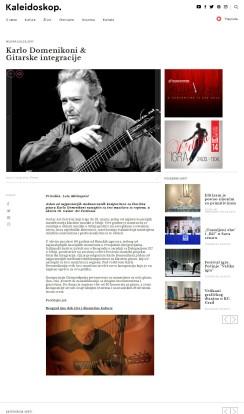 2303 - kaleidoskop-media.com - Karlo Domenikoni i Gitarske integracije