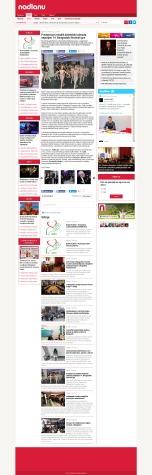 2402 - nadlanu.com - Predstavom mladih baletskih talenata najavljen 14. Beogradski festival igre