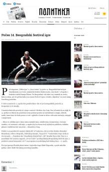 2403 - politika.rs - Poceo 14. Beogradski festival igre