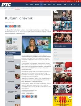 2403 - rts.rs - Kulturni dnevnik