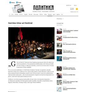 2603 - politika.co.rs - Zavrsen Gitar art festival