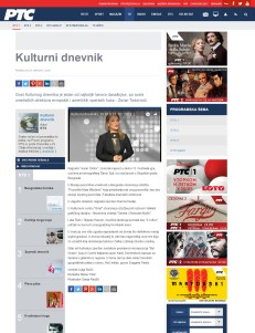 2703 - rts.rs - Kulturni dnevnik
