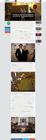 2804 - citymagazine.rs - Nastupom Mihaila Barisnjikova zatvoren 14. Beogradski festival igre