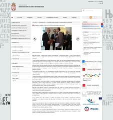 0604 - kultura.gov.rs - Saradnja Srbije i Italije u zastiti kulturnog nasledja - Ministarstvo kulture i informisanja