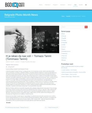 0704 - belgradephotomonth.org - H je rekao da nas voli GÇô Tomazo Tanini