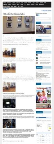 2004 - jugpress.com - U Nisu poceli Dani italijanske kulture