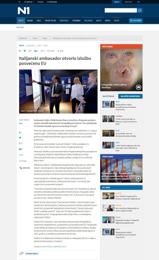 2604 - rs.n1info.com - Izlozba posvecena EU