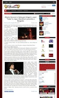 0405 - hocupozoriste.rs - Alberto Veronezi iz Italije gost dirigent u operi Toska 6. maja