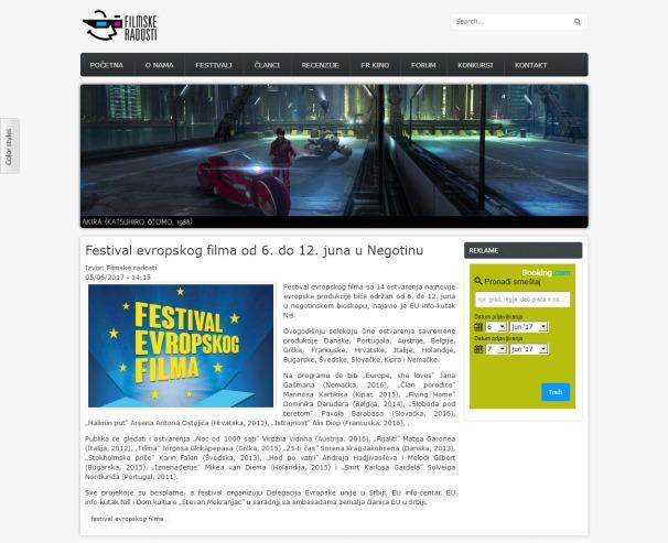 0506 - filmske-radosti.com - Festival evropskog filma od 6. do 12. juna u Negotinu