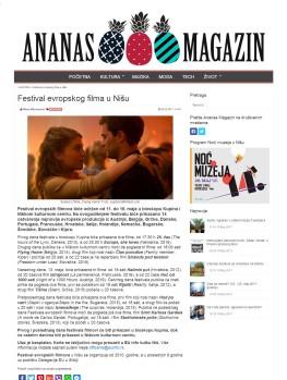 0605 - ananasmag.com - Festival evropskog filma u Nisu