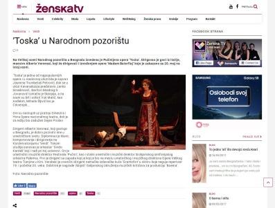 0805 - zenska.tv - Toska u Narodnom pozoristu