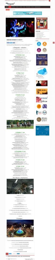 0806 - danubeogradu.rs - Sedam dana u Beogradu 8-14. jun 2017