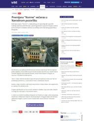 1006 - b92.net - Premijera Norme veceras u Narodnom pozoristu