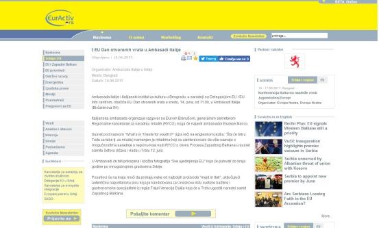 1306 - euraactiv.rs - EU Dan otvorenih vrata u Ambasadi Italije