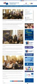 1406 - europa.rs - Dan otvorenih vrata ambasada Italije- Evropski put pripada mladima