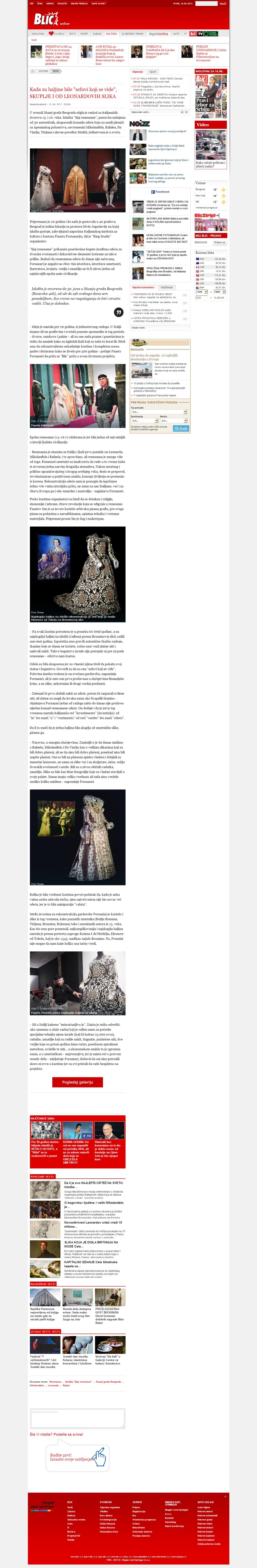 1506 - blic.rs - Kada su haljine bile sefovi koji se vide, SKUPLJE I OD LEONARDOVIH SLIKA
