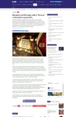 1705 - b92.net - Djankarlo del Monako rezira Normu u Narodnom pozoristu