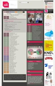 2006 - seecult.org - Kalendar dogadjaja 2
