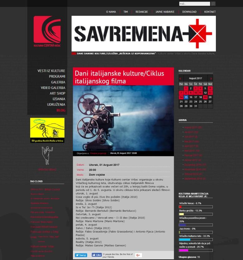 0108 - kulcentar.com - Dani italijanske kulture-Ciklus italijanskog filma