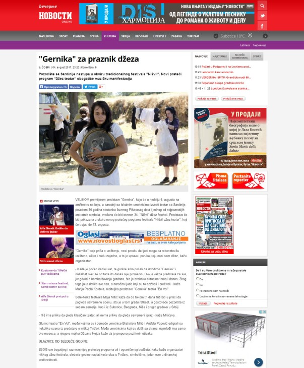0408 - novosti.rs - Gernika za praznik dzeza