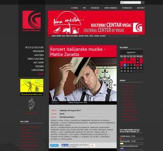 0608 - kulcentar.com - Koncert italijanske muzike - Mattia Zanatta