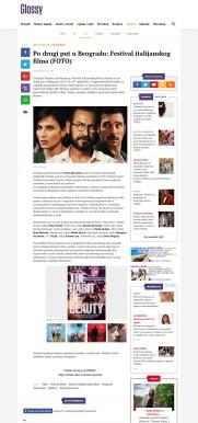 0709 - glossy.espreso.rs - Po drugi put u Beogradu- Festival italijanskog filma