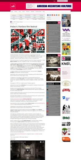 0709 - seecult.org - Poceo 4. Pancevo film festival