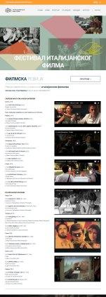 1609 - kinoteka.org.rs - Festival italijanskog filma