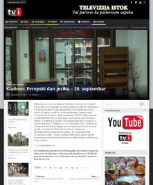 2409 - tvistok.com - Kladovo- Evropski dan jezika GÇô 26. septembar