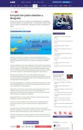 2609 - b92.net - Evropski dan jezika obelezen u Beogradu