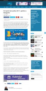 2709 - portalmladi.com - Evropski dan jezika 2017. godine u Beogradu