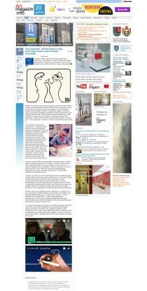 0210 - artmagazin.info - Ziveo Kavandoli - 100 strip autora iz celog sveta odaje pocast La Linei i Osvaldu Kavandoliju
