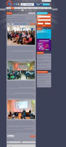 0512 - radiocity.rs - Zavrsena KreNI konferencija u Nisu