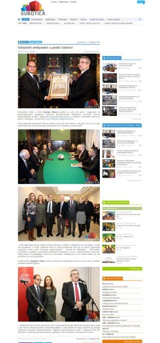 0711 - subotica.com - Italijanski ambasador u poseti Subotici